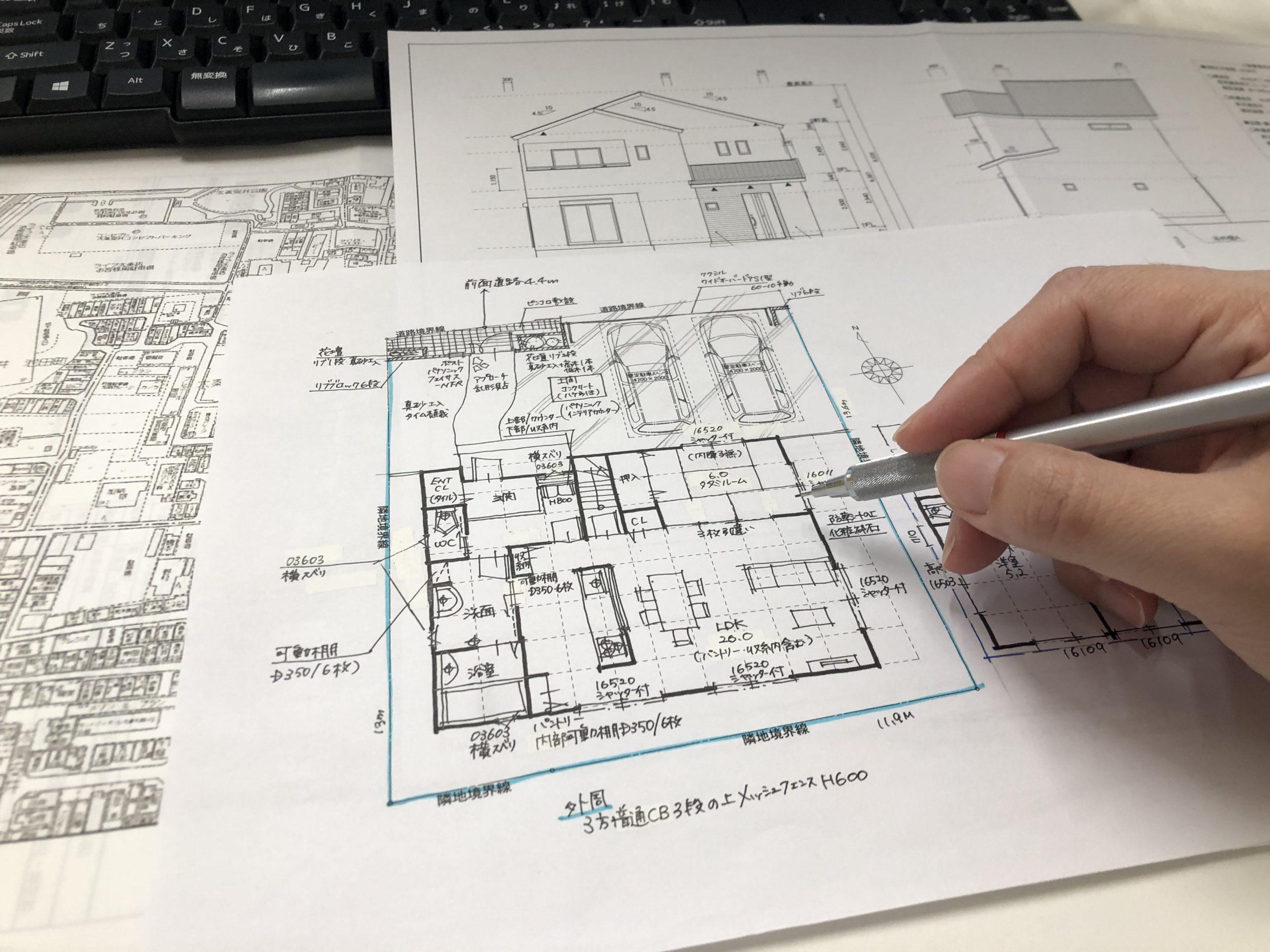 一級建築士事務所 ラリーケー株式会社のwebサイトを公開しました。
